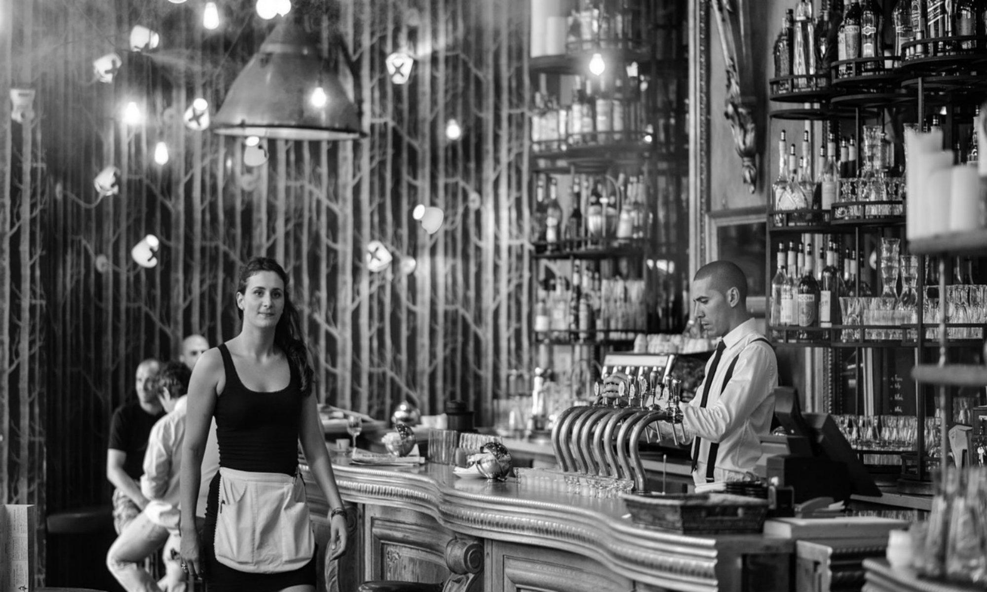 Die Gastronomie setzt in hohem Masse auf geringfügig entlohnte Beschäftigte (Minijobber)