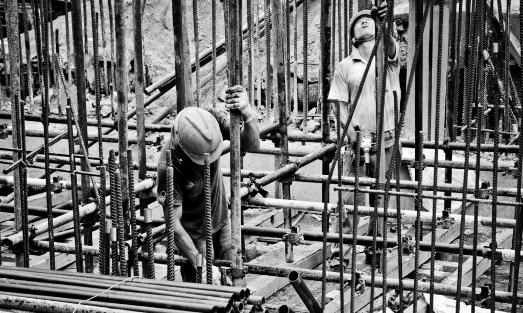 Mindestlohn im Baugewerbe steigt zum 1.3.2019