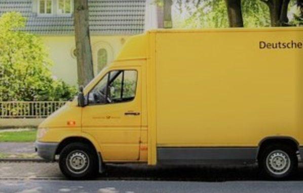 Paketzusteller sind ein Teil der KEP-Branche (KEP = Kurier-, Express- und Paketdienste)